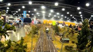 nmra 2015 national train show layouts sample