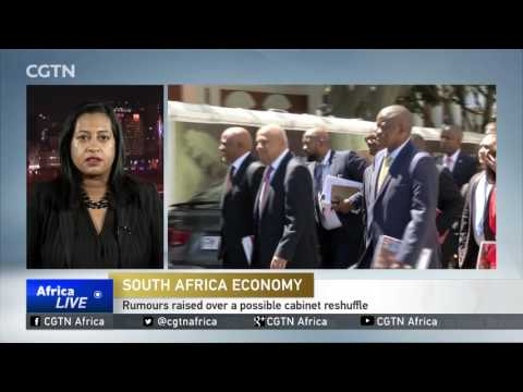 South Africa's Finance Minister Gordhan's job once more on the line