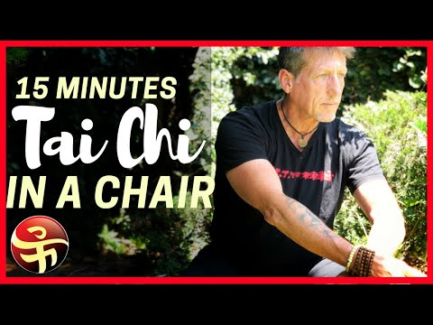 Seated Tai Chi for Seniors: 3 Simple Routines Improve