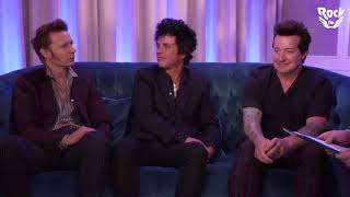 Green Day - Rock FM Interview