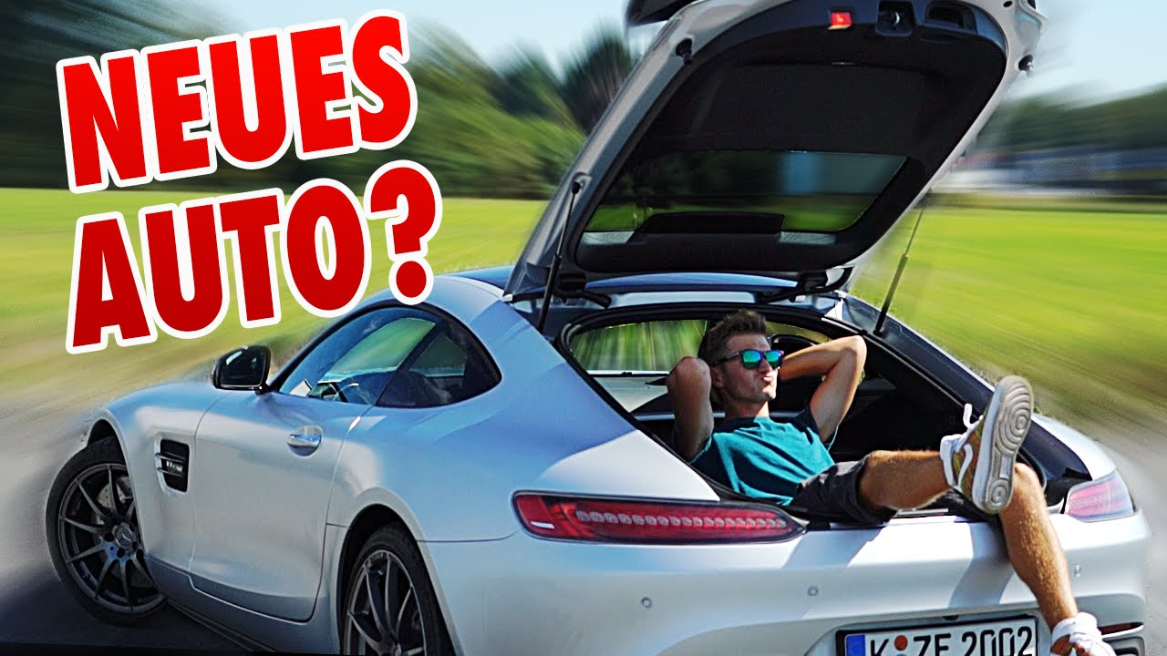 noch ein neues auto porsche vs mercedes amg gt s youtube. Black Bedroom Furniture Sets. Home Design Ideas