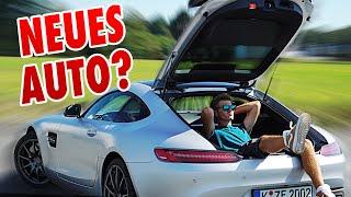 NOCH EIN NEUES AUTO?   Porsche VS Mercedes AMG GT S