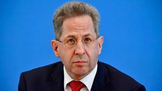 Verfassungsschutz-Präsident Maaßen zweifelt an Hetzjagden in Chemnitz