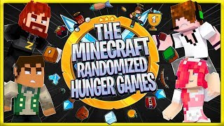 The Minecraft Randomized Hunger Games! #12 | Elfe / ShadowApples / Deadl0x