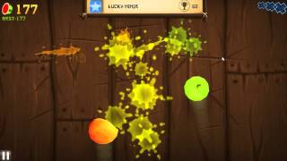 Gameplay Fruit Ninja HD - PC [TESTE]