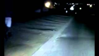 GHOST IN JOHANNESBURG, WATCH TILL THE DARK GHOST JUMPS OUT