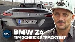 BMW Z4 - Tim Schrick macht den Tracktest   Welt Drive