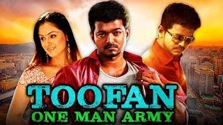 Toofan One Man Army (Udhaya) Hindi Dubbed Full Movie | Vijay, Simran, Nassar, Vivek