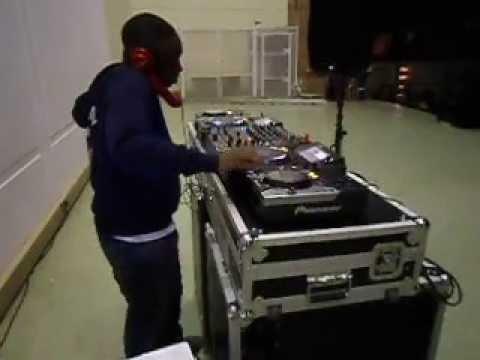 DJ SHIMZA 2nd part- NWU MAFIKENG CSRC 2012/2013 SEND OFF PARTY -: