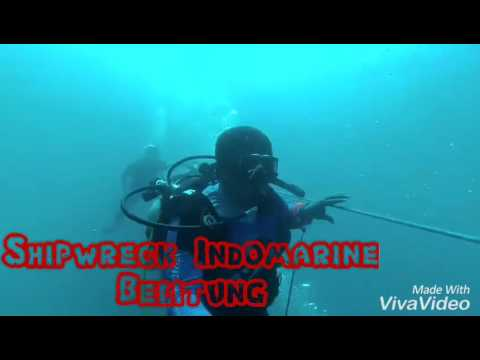 Indomarine Shipwreck, Belitung