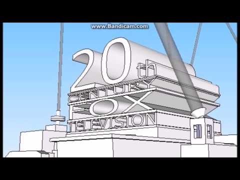 20th Century Fox Television SketchUp Version with 20th TV 1995 fare