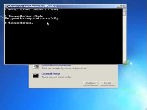 Απεγκατάσταση του Linux από τον υπολογιστή με τα Windows 7