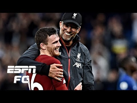 Andrew Robertson on how Jurgen Klopp keeps Liverpool players grounded | Premier League