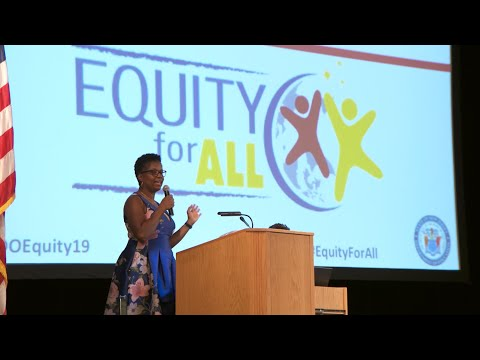 What does 'equity for all' mean for New Jersey's students?