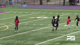 South Sound Storm vs. Heir Football Academy 5/6th (WA) 2019