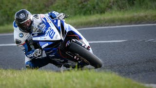 Awesome . Station . Corner . 275-Km/h 170-MPH (North West 200) Road Races - N.Ireland 2015
