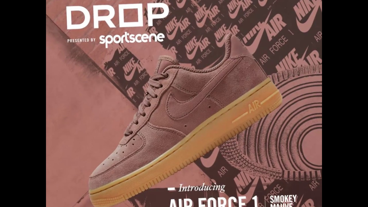 The Drop: Nike Air Force 1 '07 SE