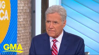 'Jeopardy!' host Alex Trebek opens up about cancer battle l GMA