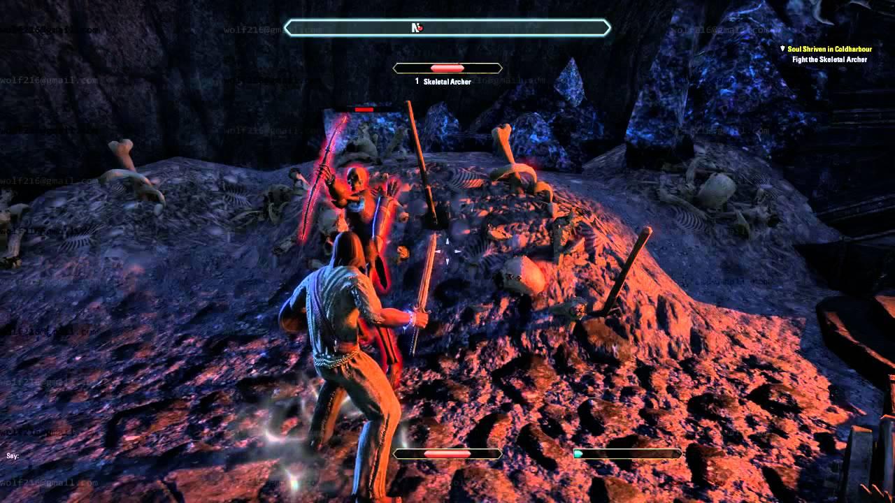 Elder Scrolls Online - Daggerfall Redguard (Templar) Beta ... Play Elder Scrolls Redguard Online