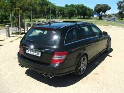 2008 mercedes benz c class c63 amg estate auto for sale on auto trader south africa youtube. Black Bedroom Furniture Sets. Home Design Ideas