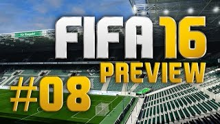 FIFA 16 PREVIEW [#08] ► FC Bayern vs. Real Madrid (Gameplay)