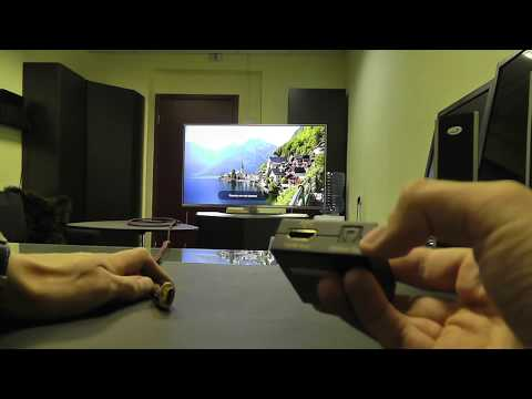 Как подключить проводные наушники к телевизору samsung