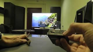 Как подключить колонки и наушники к телевизору по HDMI ARC ?