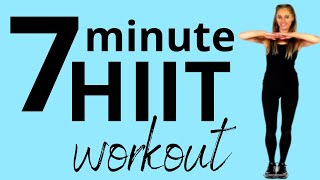 7 MINUTE WORKOUT - 7 DAY CHALLENGE TO INCREASE YOUR FITNESS - HEALTH & FOR WEIGHT LOSS - START NOW