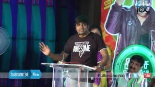 Sathish Comedy Speech   Mudinja Ivana Pudi Audio Launch - Fulloncinema