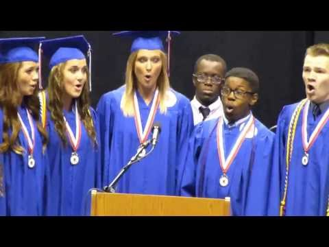 Hamilton Southeastern High School Graduation 2013