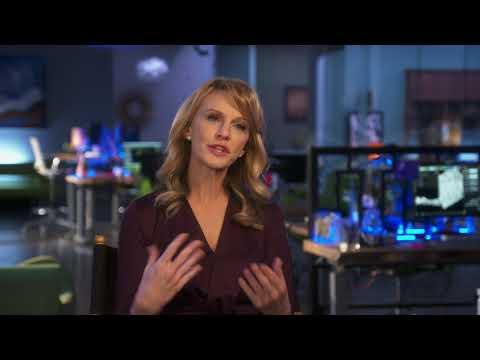 Reverie: Series Premiere  Kathryn Morris Soundbites  Social.XYZ