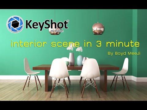 Luxion KeyShot Pro 5-6-7-8 (32-64) BIT crack + keygen + License