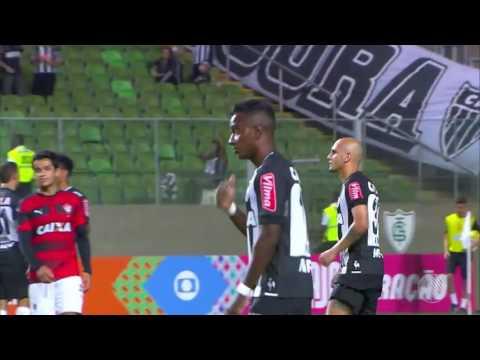 Atlético-MG 2 x 1 Vitória-Brasileirão 2016