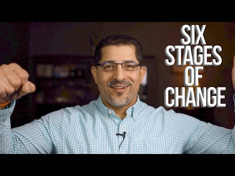 Six Stages Of Change