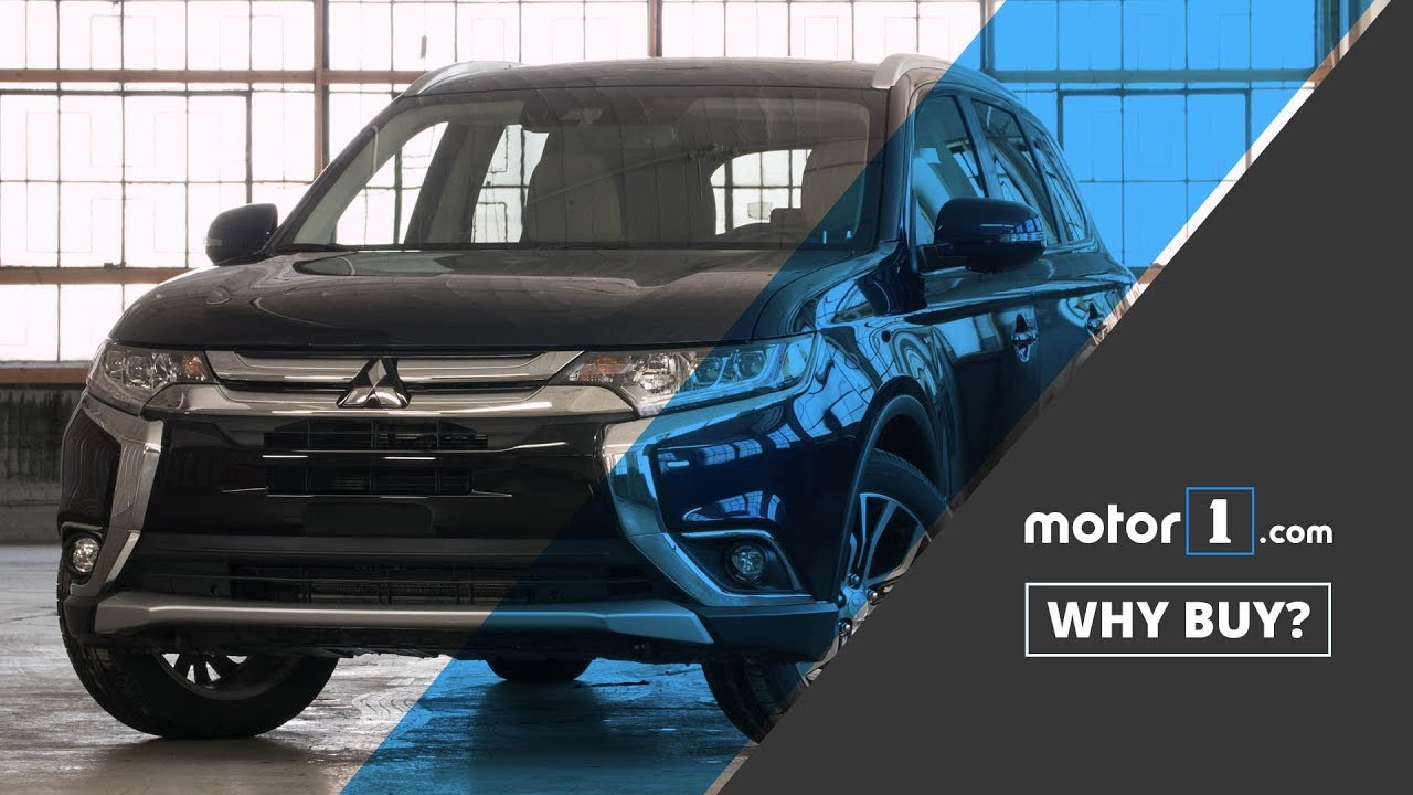 Why Buy? | 2018 Mitsubishi Outlander Review