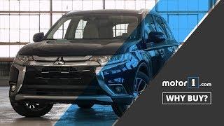 Why Buy? | 2018 Mitsubishi Outlander Review