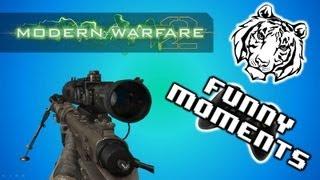 Modern Warfare 2 Funny Moments! (Trickshots, Humping, Worst Player on MW2)