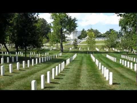 Arlington National Cemetery HD Video Tour - Washington DC, USA