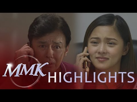 MMK: Sarah warns her dad about a premonition she saw