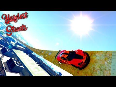 LIVE - GTA Online - Hardest Stunts S6/E3 (HS 63) w/ GCCC Crew