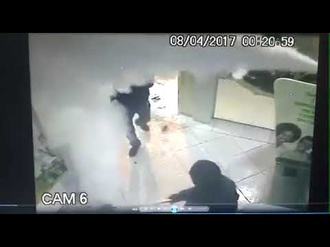 UR Fog Stopped Thieves