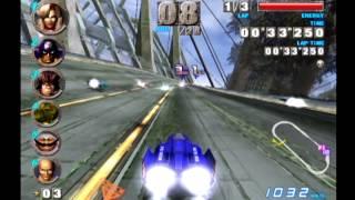 F-Zero GX (Gamecube, 2003) Green Plant: Mobius Ring