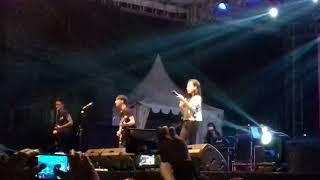 """Killing Me Inside Feat Aiu Biarlah Dan Jangan Pergi """"jakcloth Semarang 2017"""