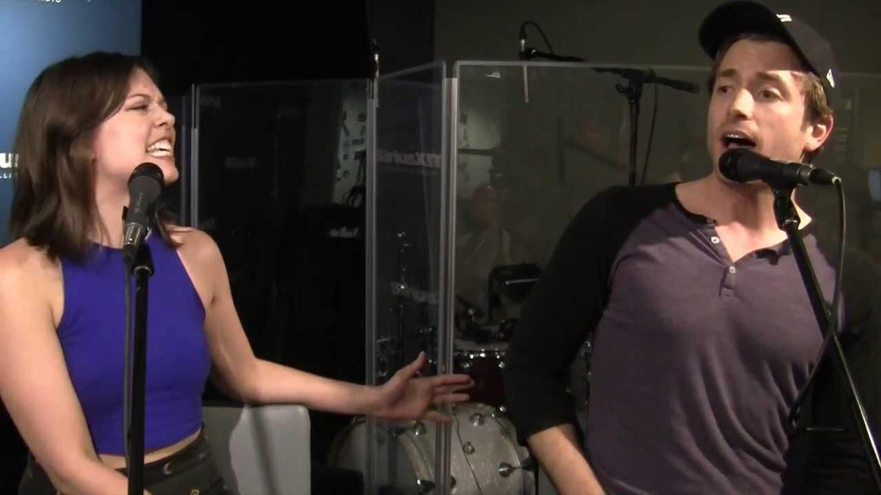 James Snyder and Margo Siebert Sing