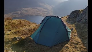 Wild camp with the Wild Country Helm 2 man tent