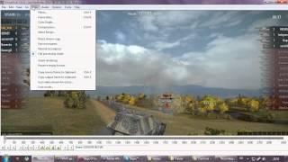 Гайд как сделать видео с большим fps в игре World of Tanks(Это мой первый гайд так что очень нервничал. http://www.youtube.com/user/kraymvm канал моего друга который меня научил этом..., 2012-06-27T20:17:06.000Z)