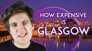 How Much Living In Glasgow Really Costs?