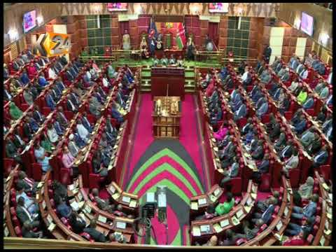 Sections of the parliamentary powers and privileges act declared unconstitutional