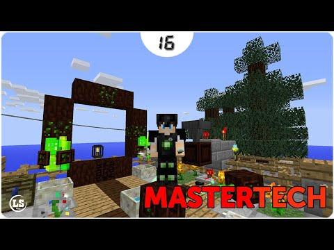Minecraft: Master Tech - #16 НаноЧеловек