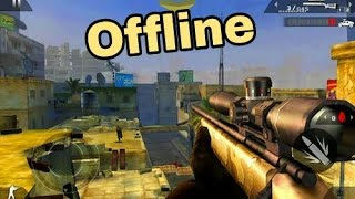 Top 5 Best Android & IOS Offline FPS Games 2016